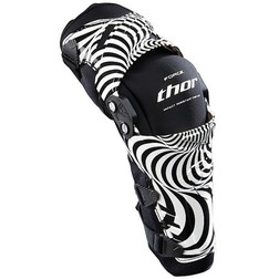 Ginocchiera Moto Cross Enduro Thor Force Knee Illusion Thor