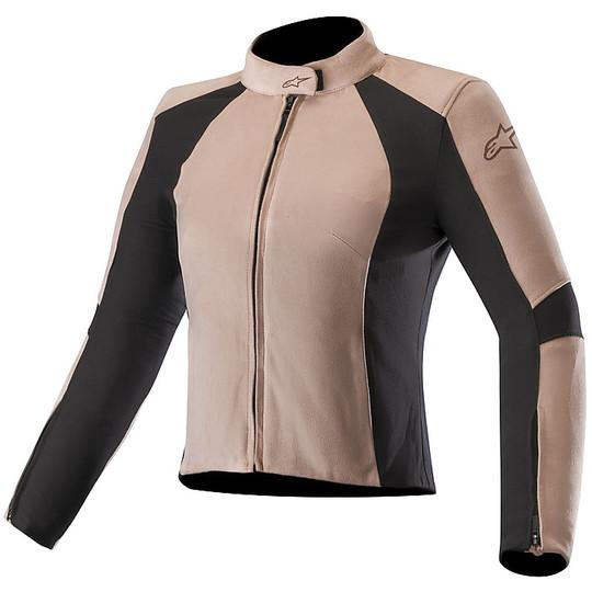 Women's Custom Vika V2 Pelle Moto Giubbotto Alpinestars In