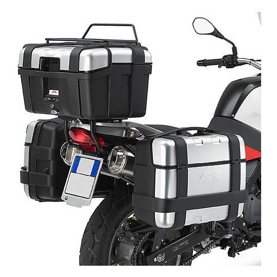 Givi Side Frames Specific for Rigid Monokey Bags for BMW F 650 GS