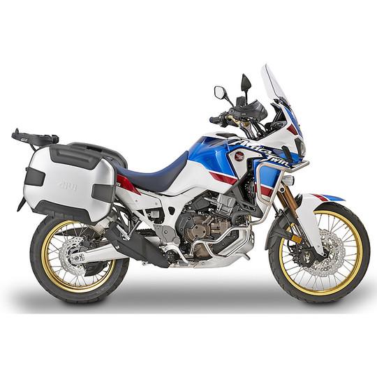Givi SR1161 Porte-bagages arrière pour Monokey ou Monolock Top Case pour Honda Africa Twin CRF1000L Adventure Sport 18-19