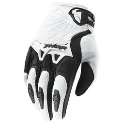 Guanti Moto Cross Enduro Thor Spectrum Gloves  2015 Bianco Thor
