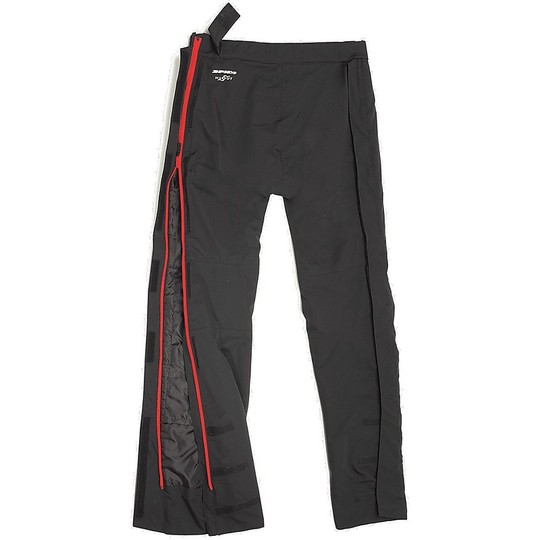 H2Out Spidi Waterproof Motorcycle Pants SUPERSTORM Black