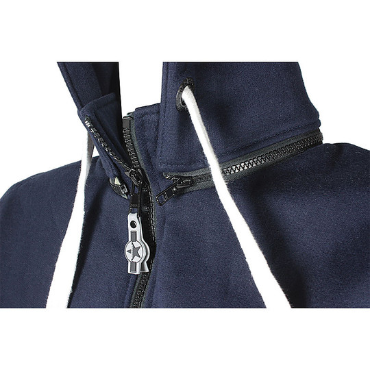 Harisson Sweater Patriot Navy Sweatshirt Jacket