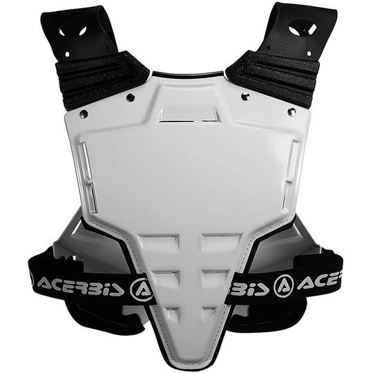 Harnais Cross Enduro acerbis Profile Chest protector Noir