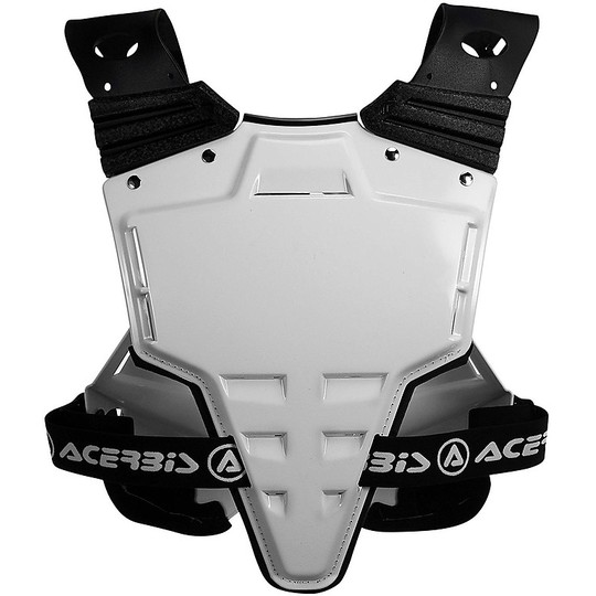 Harnais Cross Enduro acerbis Profile Chest protector Rouge