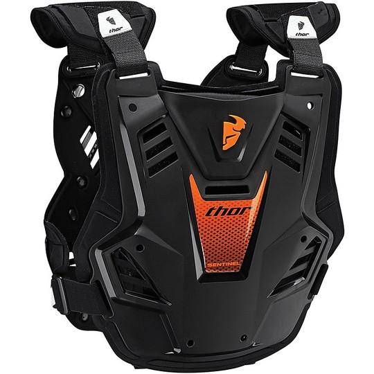 Harnais Cross Enduro moto Enfant Thor Sentinel GP Youth Noir orange