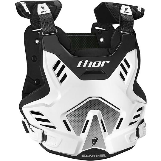 Harnais Cross Enduro Thor Sentinel GP Protector Noir Blanc