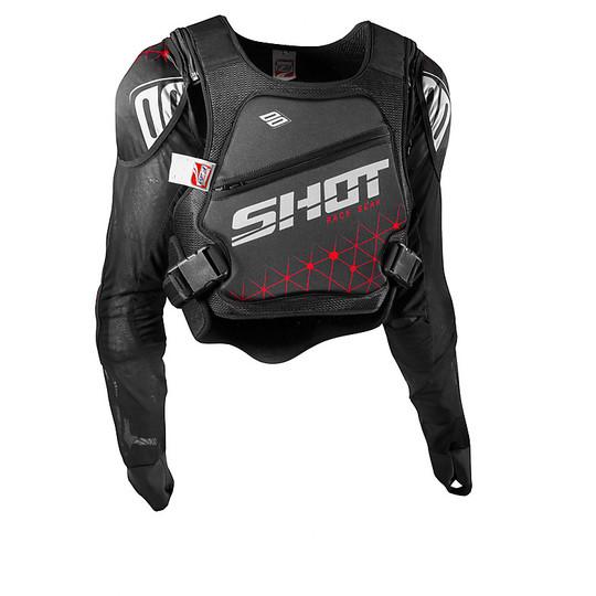 Harnais de protection enfant Jersey Moto Cross Enduro Shot ULTRALIGHT Noir