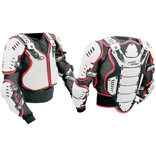 Harnais de protection totale Moto Cross Enduro Fm Racing TURTLE Mx Protector