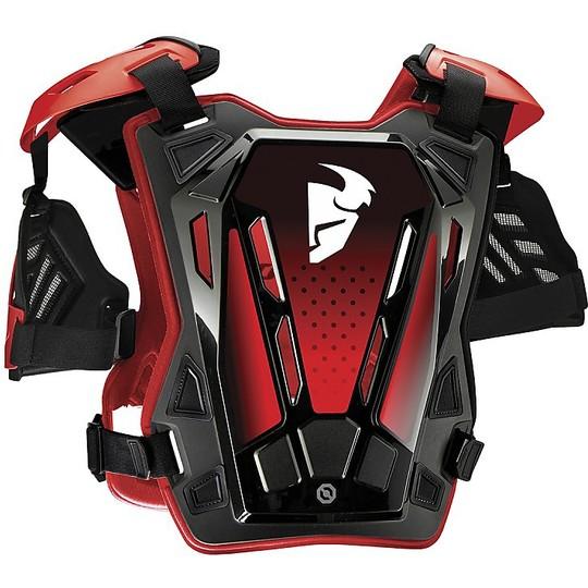 Harnais Moto cross Enduro Enfant Thor S20 Guardian Youth Rouge