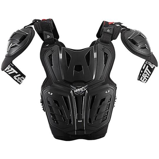Harnais Moto Cross Enduro Leatt 4.5 PRO Noir
