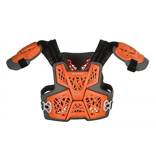 Harnais Moto Cross Enduro Ski Acerbis Gravity 1621 Orange