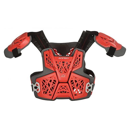 Harnais Moto Cross Enduro Ski Acerbis Gravity Red