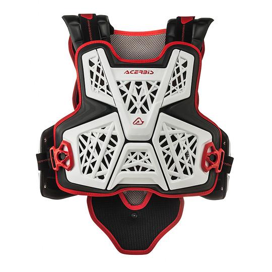 Harnais Moto Cross Enduro Ski Acerbis Jump MX Gris Noir