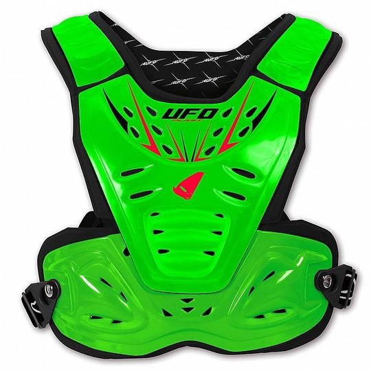 Harnais Moto Cross Euduro Ufo Reactor 2 Evolution Neon Green
