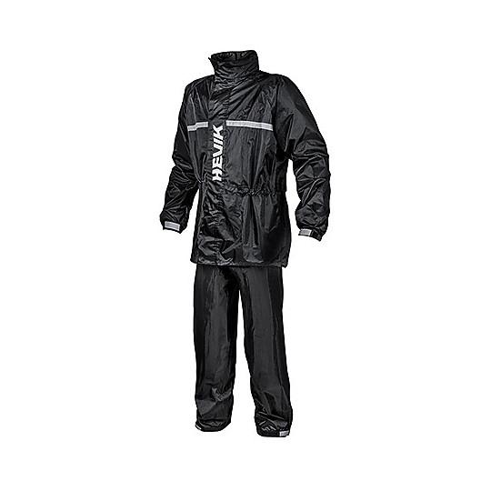 Hevik DRY LIGHT Rain Suit 2 Pieces Black