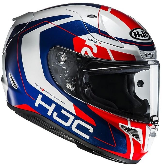 HJC Motorradhelm C70 LIANTO MC8 S Schwarz//Weiss//Fuchsia