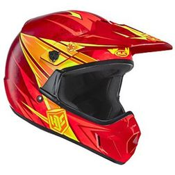 HJC Helmet Moto Cross Child Rdge MC1 Hjc