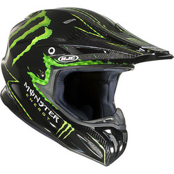 HJC Helmet Moto Cross X RPHA Nate Adams Monster MC5 Hjc