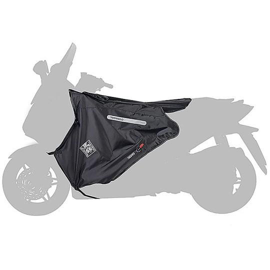 Housse de jambe de moto Termoscudo Tucano Urbano R040x pour Aprilia Atlantic 125/500 et Honda Jazz 125/250