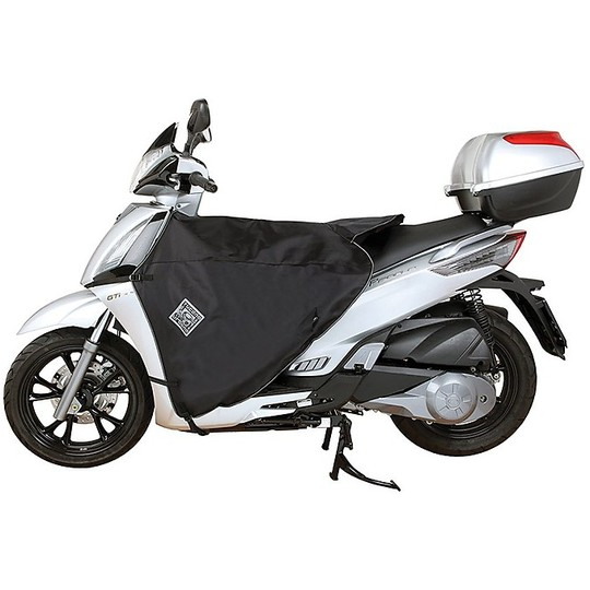 """Housse de jambe Termoscudo pour scooter Tucano Urbano modèle Termoscud R083 """"X"""" 2017 pour Kimko People GT 125/200/300"""
