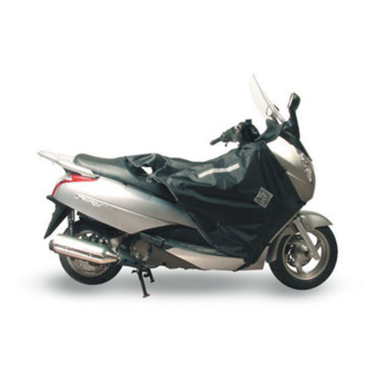 Housse de jambe Termoscudo pour scooter Tucano Urbano Termoscud modèle R067 pour Honda S-Wing 125/150