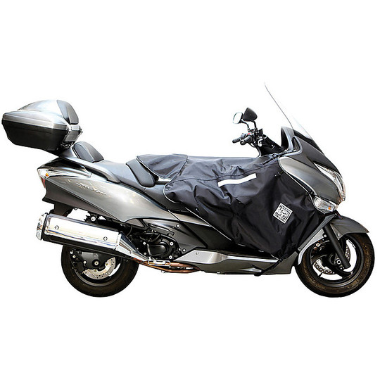 Housse de jambe Termoscudo pour scooter Tucano Urbano Termoscud modèle R074X pour honda SWT 400/600 2009-2017