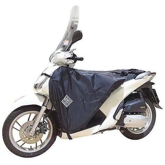 """Housse de jambe Termoscudo pour scooter Tucano Urbano Termoscud modèle R099 """"X"""" 2017 pour Honda SH 125/150 de 2013 à 2016"""