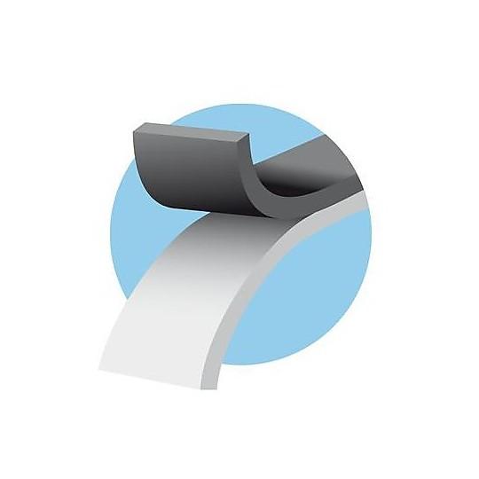 Housse de moto étanche Coverflux en polyester 246x127x104 cm (LHW)