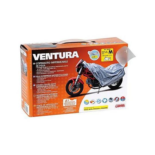 Housse de moto étanche Ventura en Peva 203x119x89 cm (LHW)