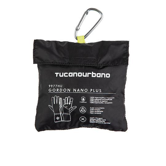 Housse de protection moto étanche Tucano Urbano 9977U GORDON NANO PLUS Noir