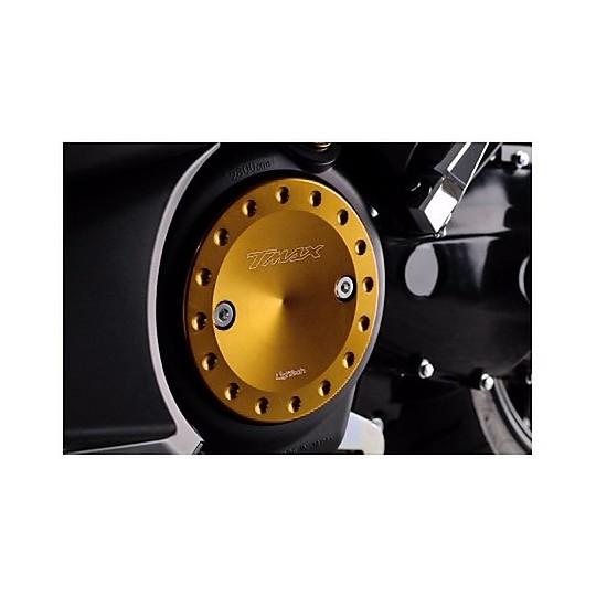 Housse LighTech Ergal Carter pour Yamaha T-MAX 530-500 Or (la paire)