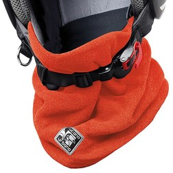 In Double Pile Collar Moto Tucano Urbano Orange Fluo Tucano urbano