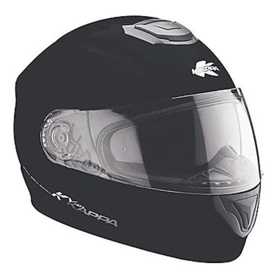 Integra KAPPA KV21 Toledo Casque de moto double visière noir mat