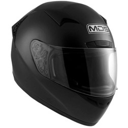 Integral AGV Motorcycle Helmet Mds By New Sprinter Matt Black Mds