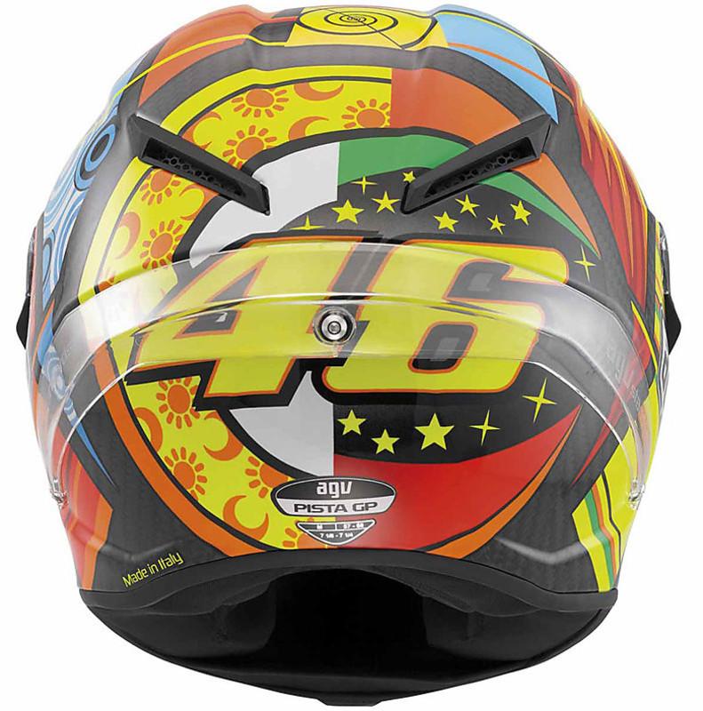 Integral Motorcycle Helmet Agv Gp Race Track Top Elements For Sale Online Outletmoto Eu