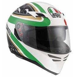 Integral Motorcycle Helmet Agv Skyline Double Visor Multi Multi Wings Italy Agv