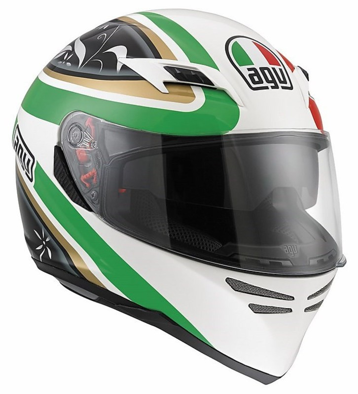 Motorcycle Helmet Outline Integral Motorcycle Helmet Agv