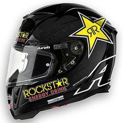 Integral Motorcycle Helmet Airoh GP 500 Rockstar Replica Airoh