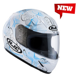 Integral Motorcycle Helmet HJC CLY Child Tableau MC2 Hjc