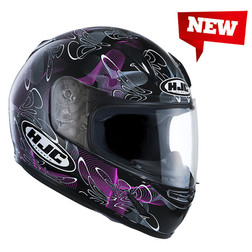 Integral Motorcycle Helmet HJC CLY Child Tableau MC8 Hjc