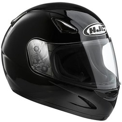 Integral Motorcycle Helmet HJC CS14 Black Gloss Hjc