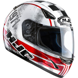 Integral Motorcycle Helmet HJC CS14 Check 71 MC1 Hjc