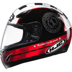 Integral Motorcycle Helmet HJC CS14 Check 71 MC1 Hjc