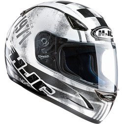 Integral Motorcycle Helmet HJC CS14 Check 71 MC5 Hjc