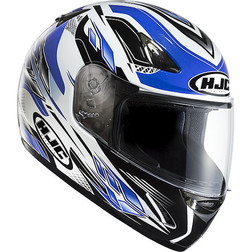 Integral Motorcycle Helmet HJC CS14 Dusk MC2 New in 2014 Hjc