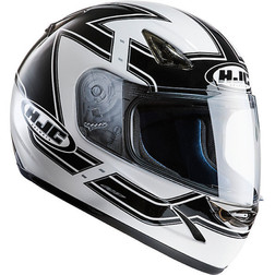 Integral Motorcycle Helmet HJC CS14 Lola MC10 Hjc