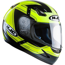Integral Motorcycle Helmet HJC CS14 Lola MC4 Hjc