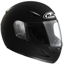 Integral Motorcycle Helmet HJC CS14 Matte Black Hjc