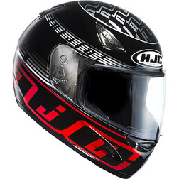 Integral Motorcycle Helmet HJC CS14 MC1 New Nation 2014 Hjc
